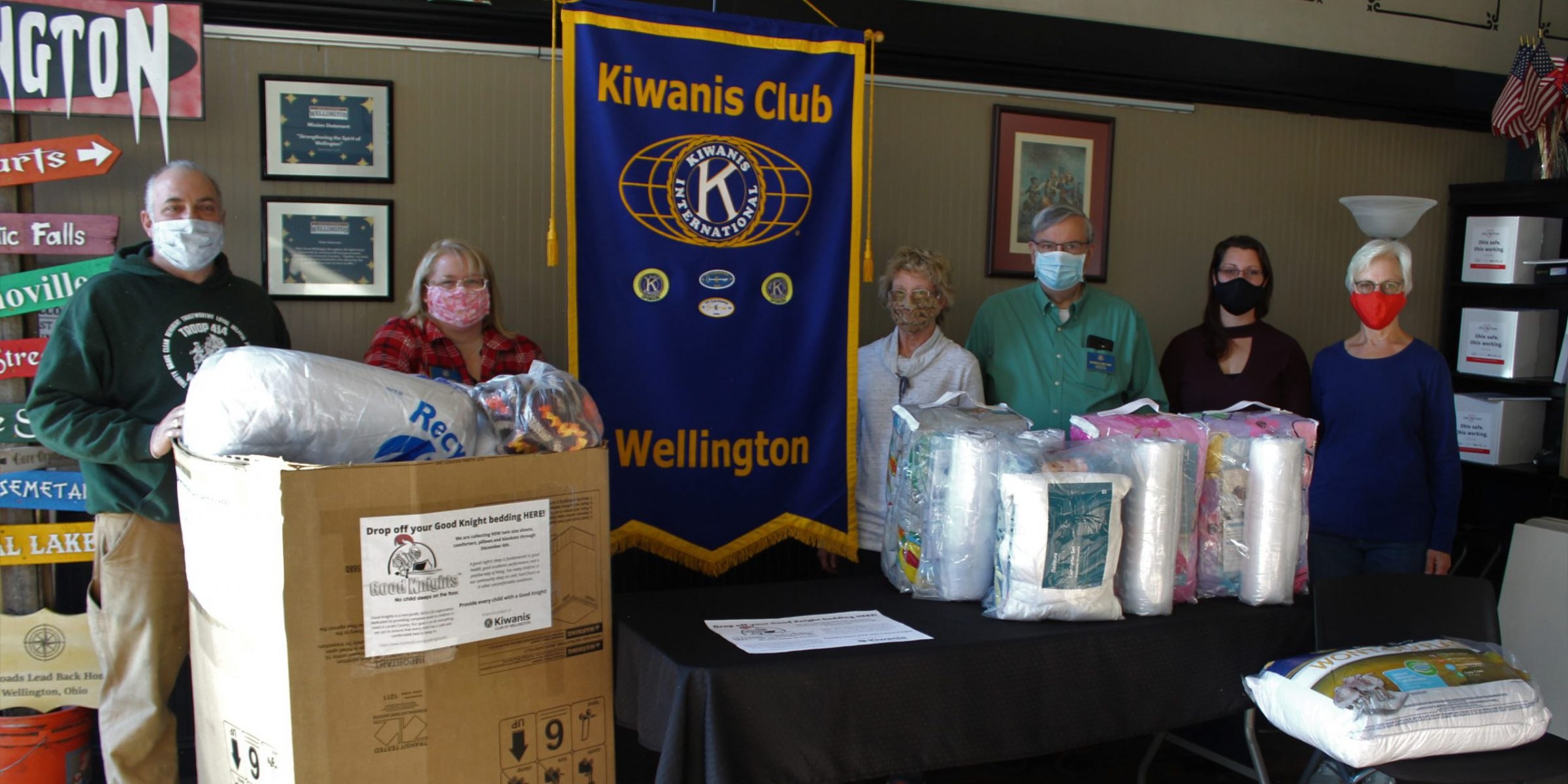 Kiwanis Club of Wellington