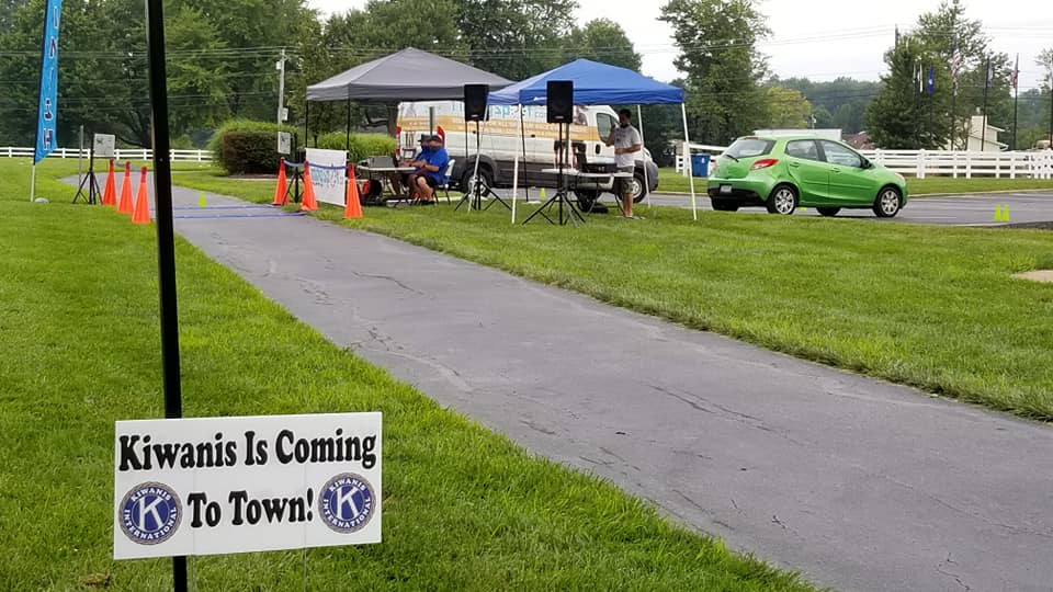 Kiwanis Is Coming To Town!