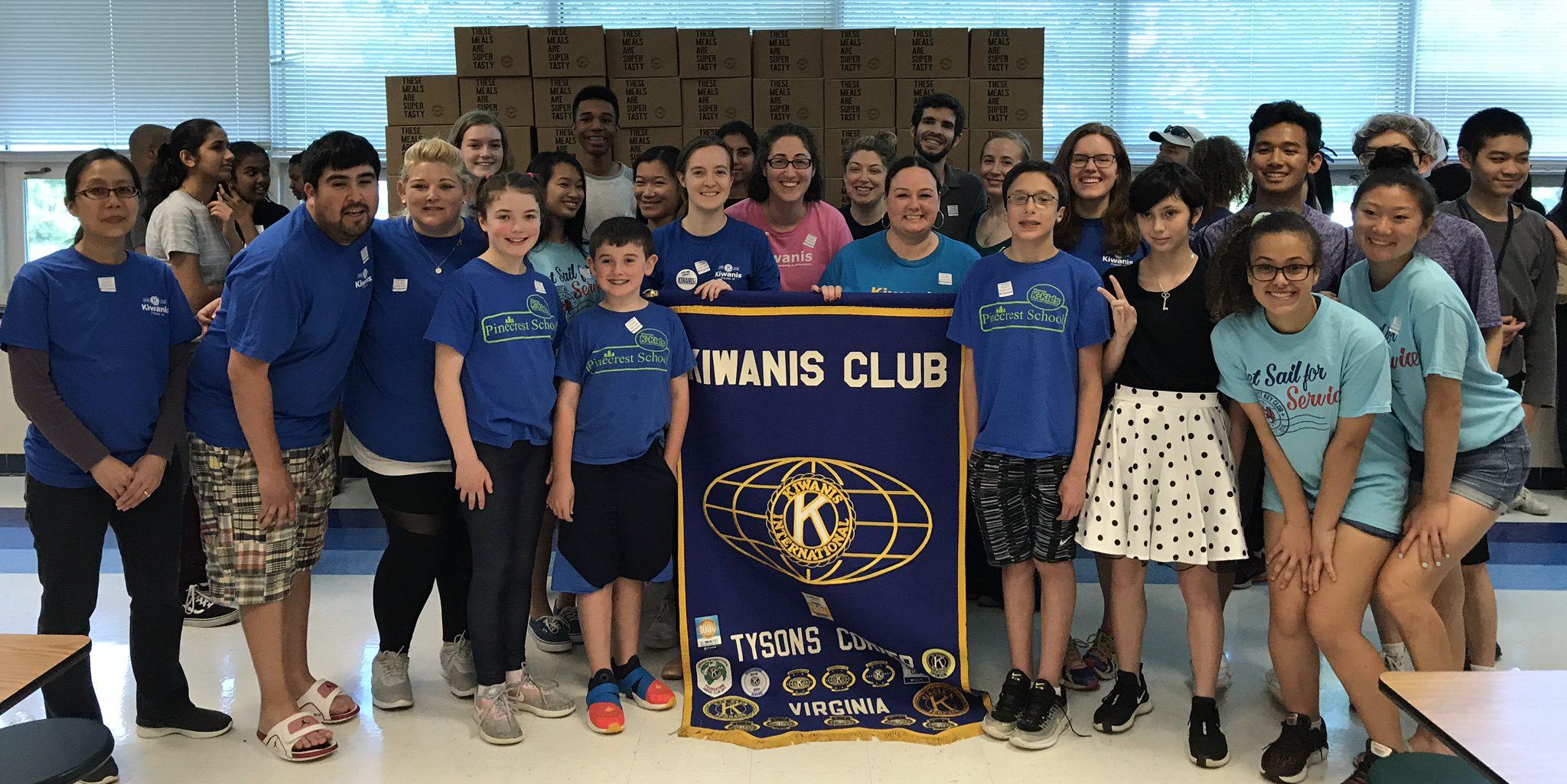 Kiwanis Club of Tysons, VA
