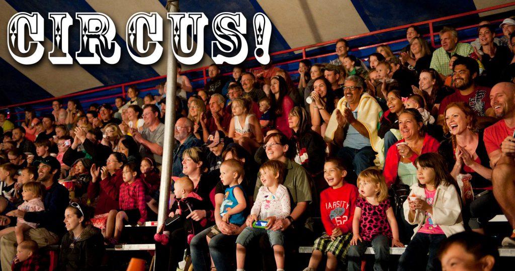 Circus Audience